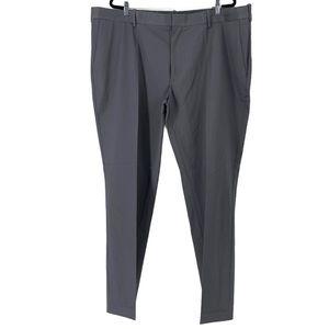 Perry Ellis Men's Front Classic Fit Cotton Pants